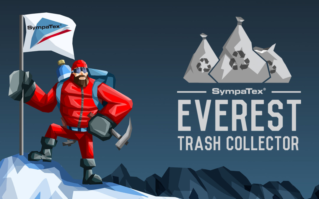 Everest Trash Collector