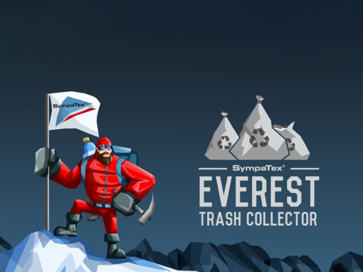 SympaTex EVEREST Trash Collector