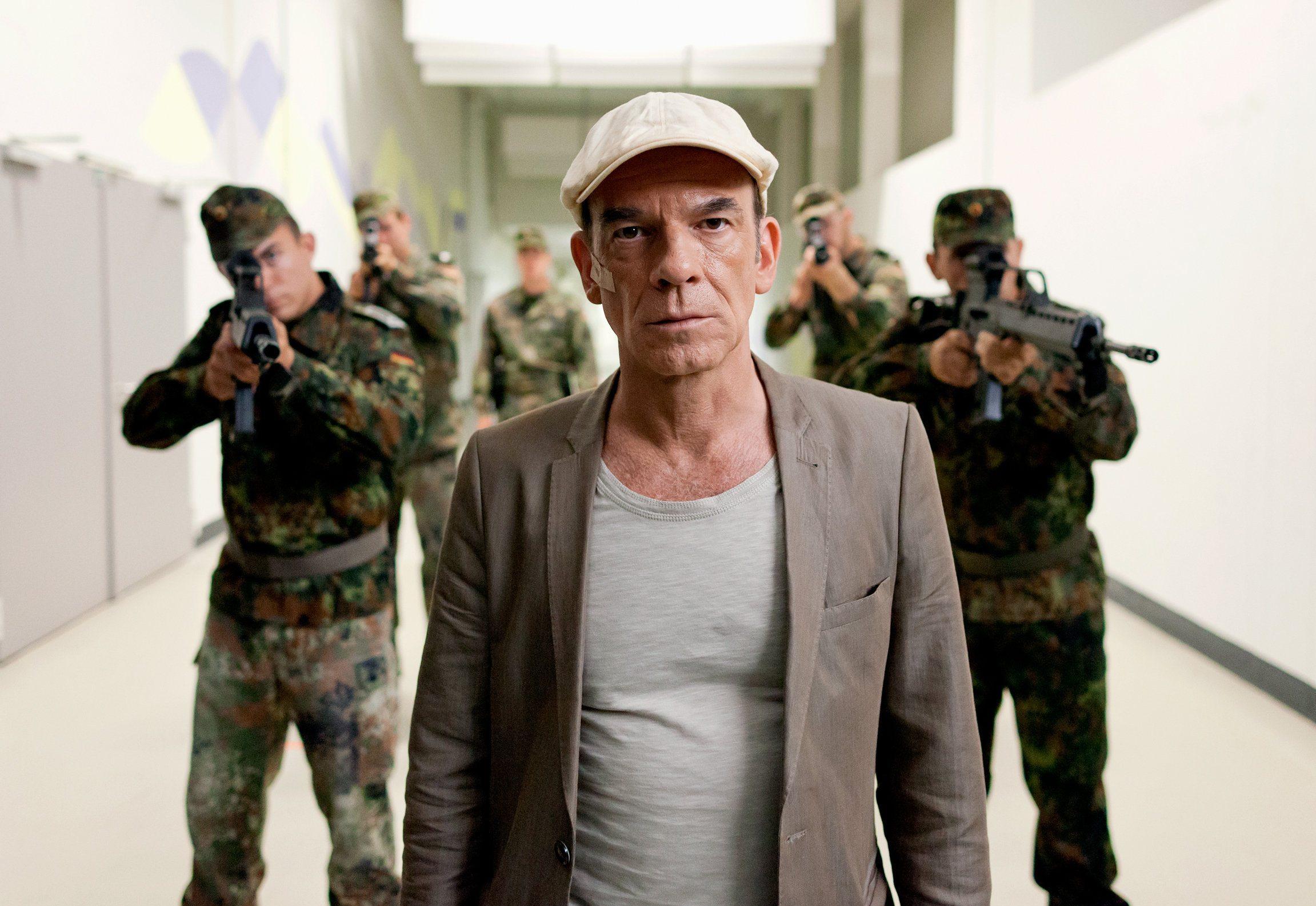 Tatort: Schwarzer Afghane