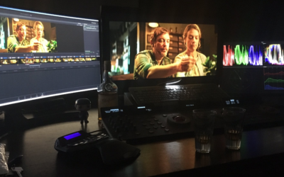 Working with Blender and the ARRI Alexa