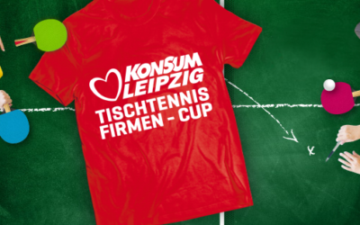 9. Konsum Leipzig Tischtennis Firmen-Cup